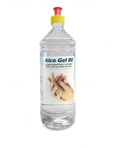 ALCOGEL 80
