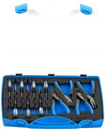 SET OF ELECTRONIC PLIERS