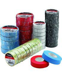 RUBAN ADHESIF TECO PVC NOIR