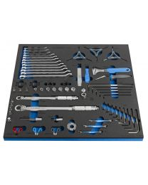 SOS SET WRENCHES, SPOKE KEYS, TIRE LEVERS